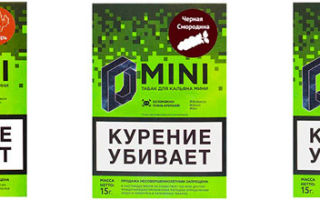 D-mini — хорошая добавка к любому миксу