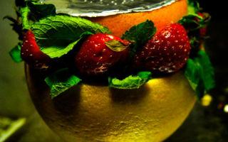 Как сделать фруктовую чашу?