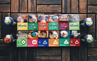 Табак Al Ganga — весьма неоднозначный российский продукт