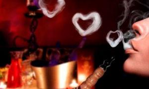 Как делать кольца из дыма кальяна и другие трюки