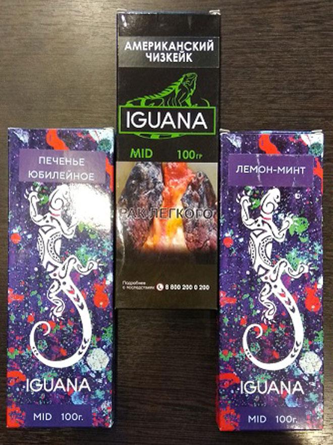 Табак Iguana
