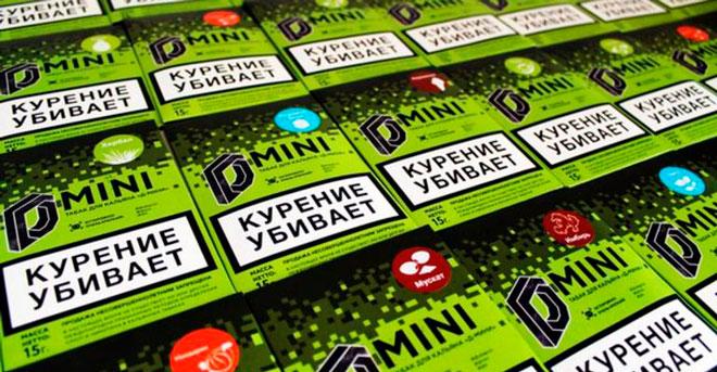 Табак D-mini