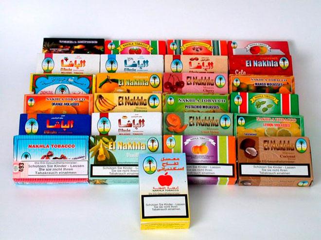 Табак Nakhla