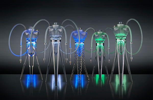 Кальяны Meduse Design