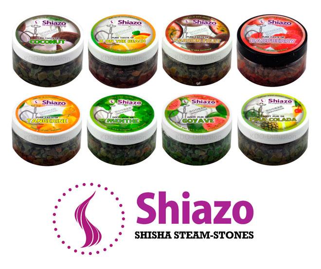 Паровые камни Shiazo