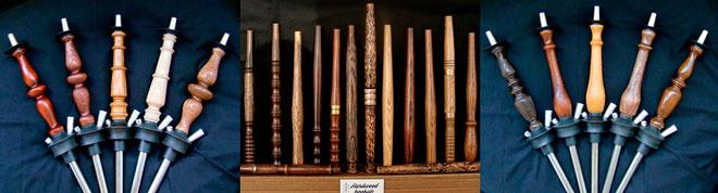Деревянные кальяны Wookah и Hardwood Hookah