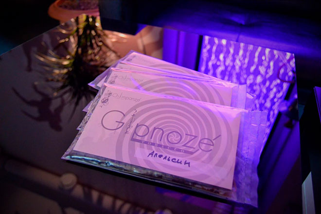 Табак для кальяна Gipnoze