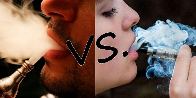 Что вреднее кальян или вейп?